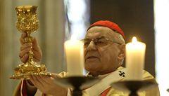 Kardinál Vlk varuje: Evropské unii hrozí islamizace